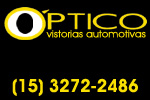 Banner Lateral Óptico Vistorias Automotivas